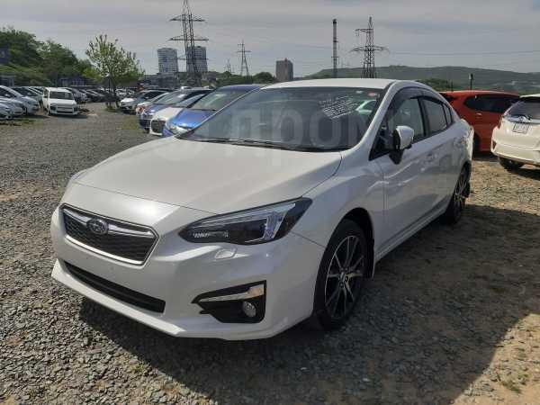 Subaru Impreza, 2017 год, 1 250 000 руб.