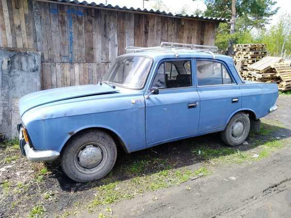 Москвич 412, 1983 год, 15 000 руб.