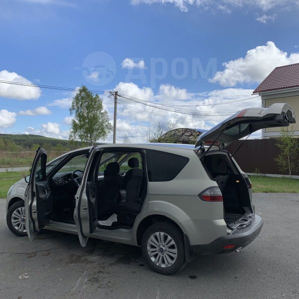 Ford S-MAX, 2008 год, 400 000 руб.