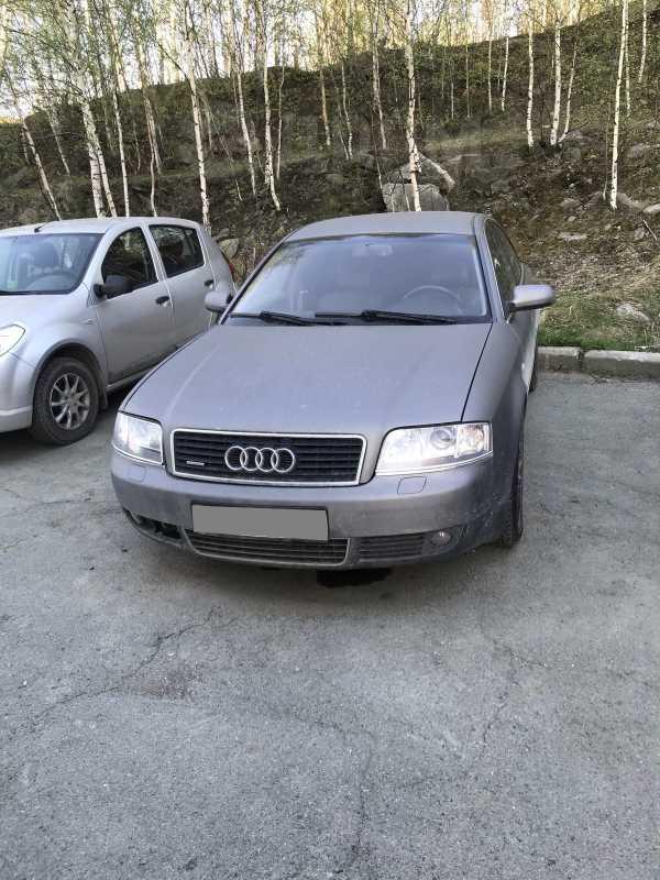 Audi A6, 2002 год, 210 000 руб.