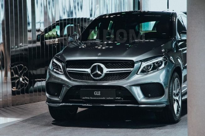 Mercedes-Benz GLE Coupe, 2019 год, 6 317 135 руб.