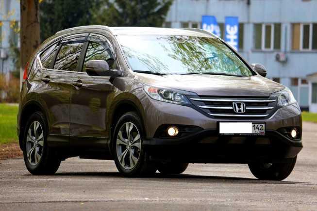 Honda CR-V, 2013 год, 1 245 000 руб.
