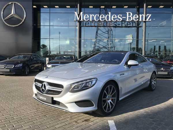 Mercedes-Benz S-Class, 2015 год, 4 224 000 руб.