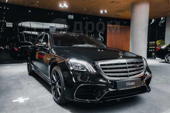 Mercedes-Benz S-Class, 2019 год, 16 411 800 руб.