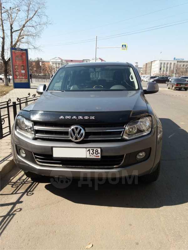 Volkswagen Amarok, 2013 год, 1 100 000 руб.
