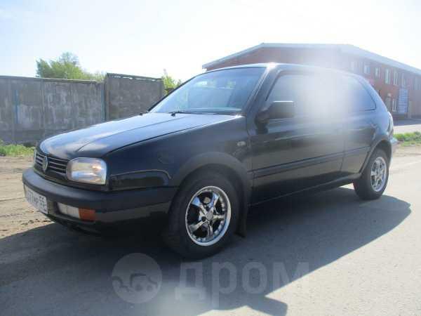 Volkswagen Golf, 1992 год, 99 000 руб.