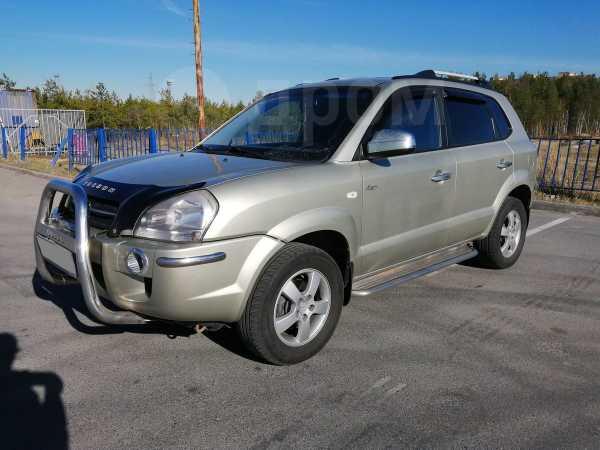 Hyundai Tucson, 2006 год, 499 000 руб.