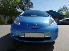 Омск Nissan Leaf 2014
