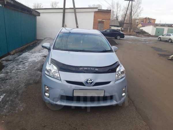 Toyota Prius, 2010 год, 785 000 руб.