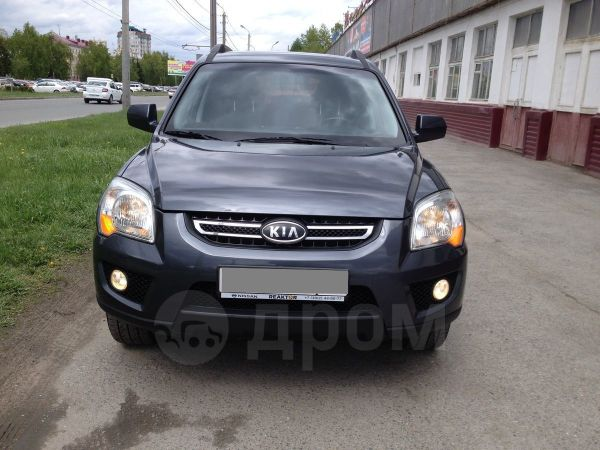 Kia Sportage, 2010 год, 660 000 руб.