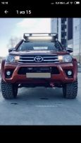 Toyota Hilux Pick Up, 2017 год, 1 050 000 руб.
