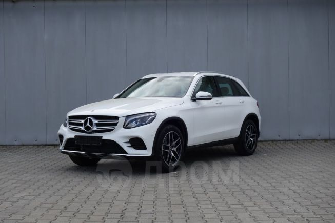 Mercedes-Benz GLC, 2019 год, 3 474 000 руб.