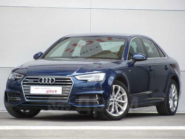 Audi A4, 2018 год, 2 750 000 руб.