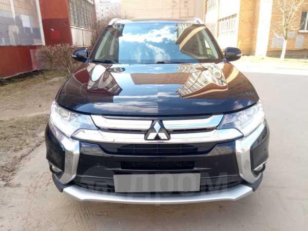 Mitsubishi Outlander, 2016 год, 1 280 000 руб.