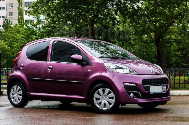 Peugeot 107, 2013 год, 398 000 руб.