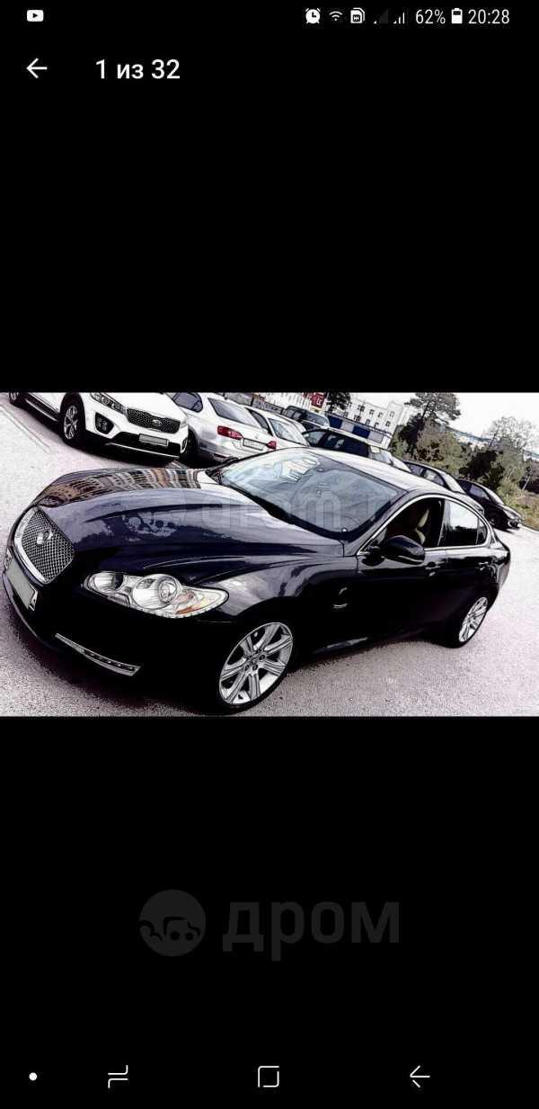 Jaguar XF, 2010 год, 790 000 руб.