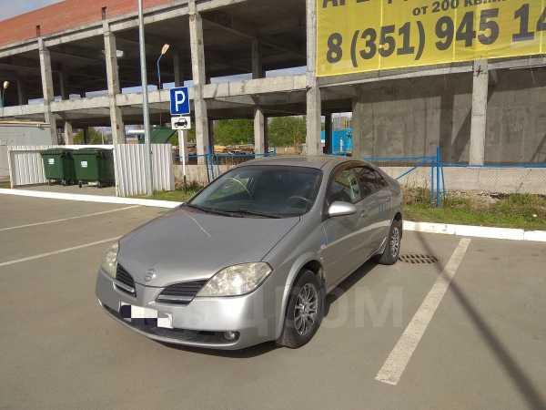 Nissan Primera, 2005 год, 190 000 руб.