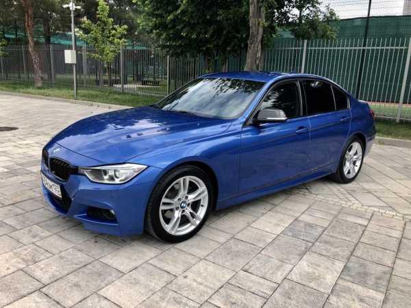 BMW 3-Series, 2014 год, 1 285 000 руб.