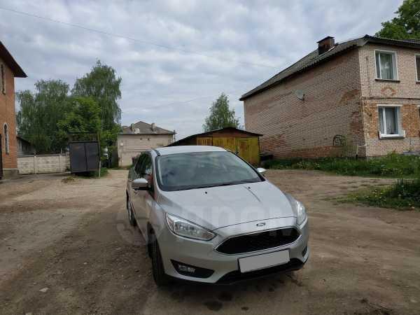 Ford Focus, 2016 год, 640 000 руб.