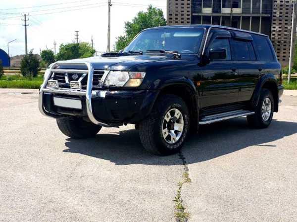 Nissan Patrol, 2002 год, 440 000 руб.