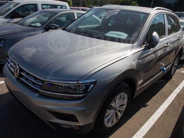 Volkswagen Tiguan, 2019 год, 2 122 000 руб.