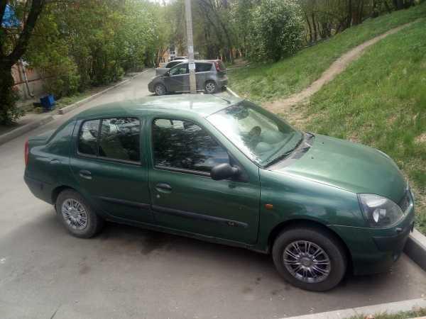 Renault Symbol, 2004 год, 160 000 руб.