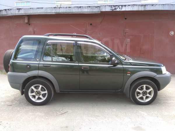 Land Rover Freelander, 2001 год, 279 000 руб.