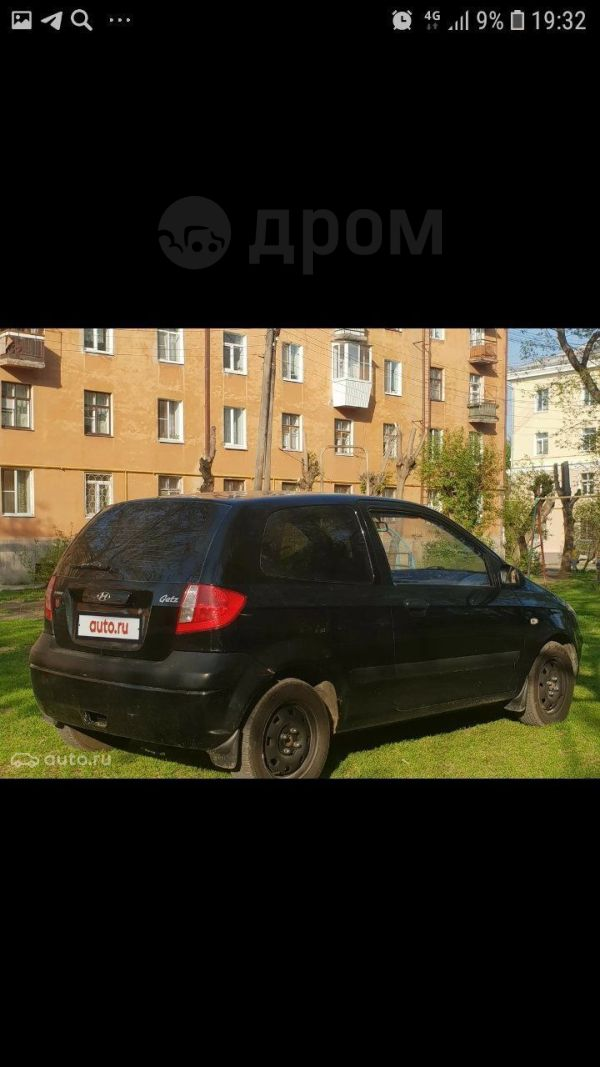 Hyundai Getz, 2008 год, 190 000 руб.
