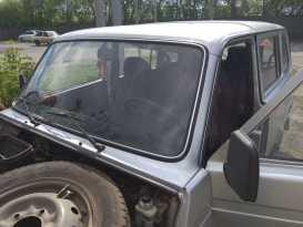 Курган 4x4 2131 Нива 2011