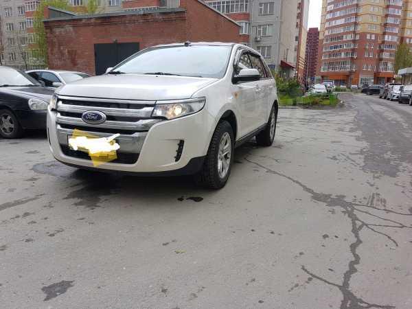 Ford Edge, 2014 год, 990 000 руб.