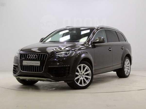 Audi Q7, 2014 год, 1 819 000 руб.