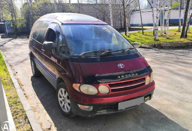 Toyota Estima Lucida, 1998 год, 270 000 руб.
