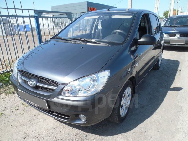 Hyundai Getz, 2007 год, 265 000 руб.