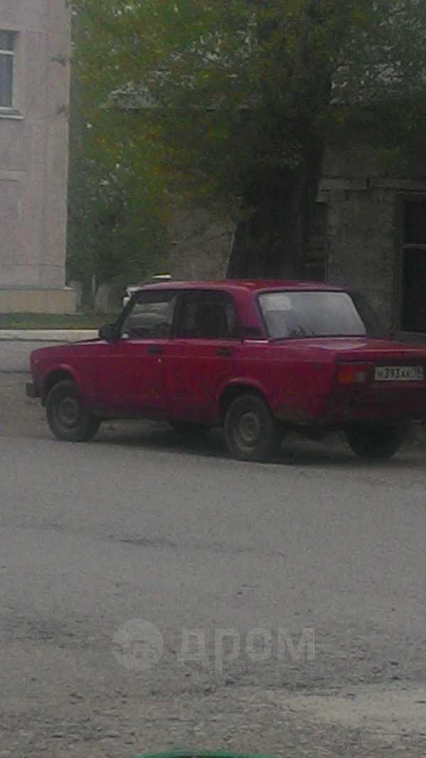 Лада 2107, 1997 год, 39 000 руб.