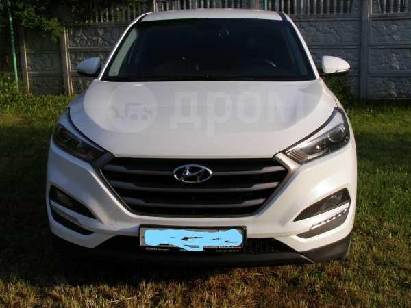 Hyundai Tucson, 2017 год, 1 450 000 руб.