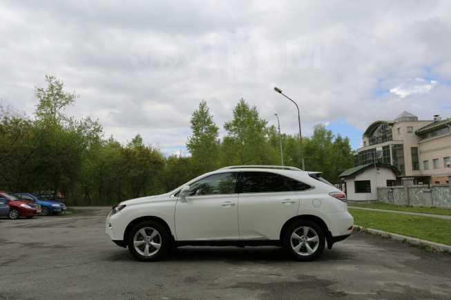 Lexus RX270, 2015 год, 2 170 000 руб.