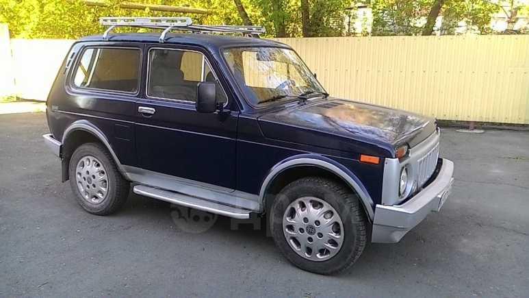 Лада 4x4 2121 Нива, 1998 год, 137 000 руб.