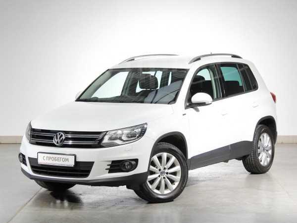 Volkswagen Tiguan, 2016 год, 1 240 000 руб.