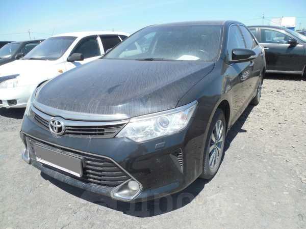 Toyota Camry, 2016 год, 1 209 000 руб.