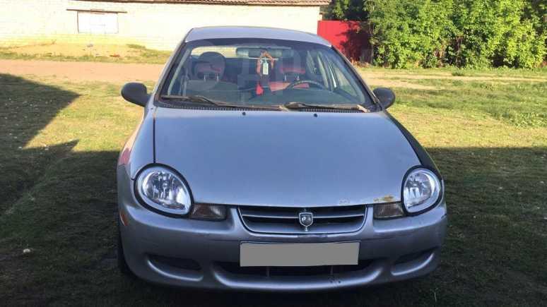 Dodge Neon, 2001 год, 80 000 руб.