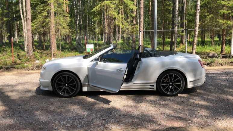 Bentley Continental GT, 2007 год, 4 550 000 руб.