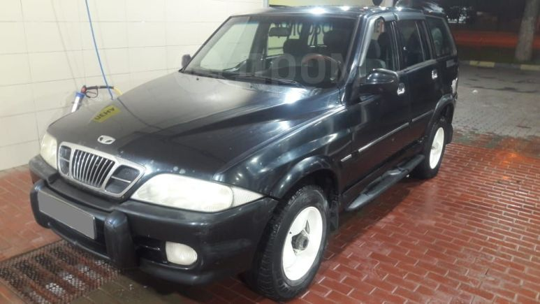 SsangYong Musso, 2000 год, 220 000 руб.