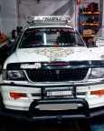 Mitsubishi Challenger, 1997 год, 700 000 руб.