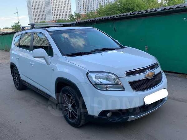 Chevrolet Orlando, 2013 год, 695 000 руб.