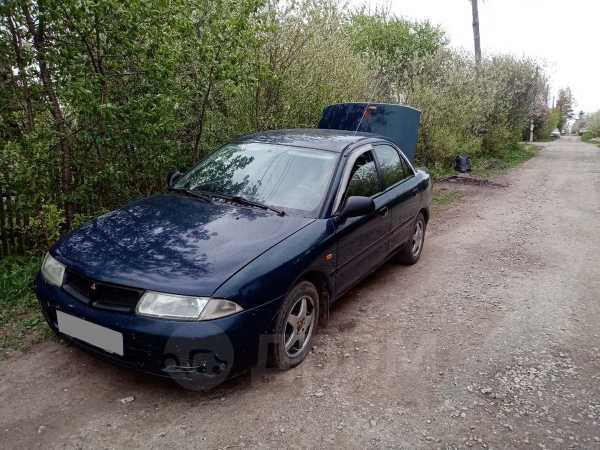 Mitsubishi Carisma, 1998 год, 125 000 руб.