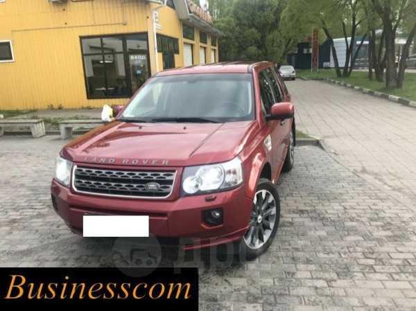 Land Rover Freelander, 2011 год, 820 000 руб.