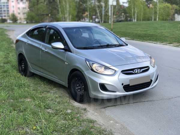 Hyundai Solaris, 2014 год, 350 000 руб.