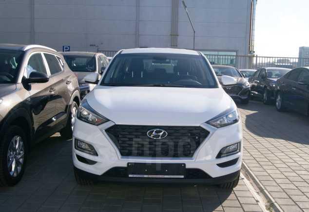 Hyundai Tucson, 2019 год, 1 549 000 руб.