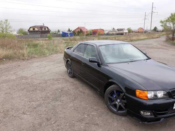 Toyota Chaser, 1999 год, 465 000 руб.