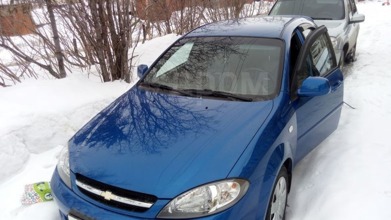 Chevrolet Lacetti, 2012 год, 450 000 руб.